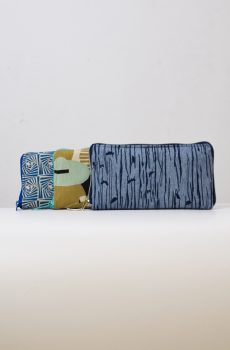 Zipper-Brieftaschen