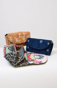 Klapp-Brieftasche